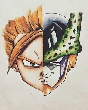 Gohan vs Cell