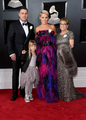 Grammy Awards 2018 - pink photo
