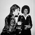 Hanging Out At Studio 54 - michael-jackson photo