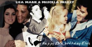 Happy 83rd birthday Elvis