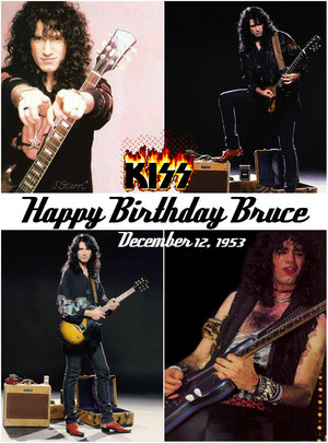 Happy Birthday Bruce ~December 12, 1953