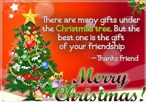 Happy Holidays, My Friend!
