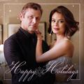 Happy Holidays from The Carringtons