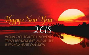 Happy New año 2018 My Dear Friend Sharon☆*´¨`☽ ¸.★*´☽  ¸.★*´☽   ¸.★*´