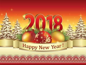 Happy New anno 2018!