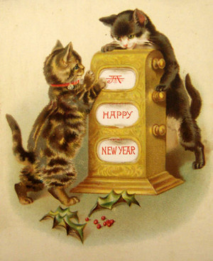 Happy New año Dear Sharon ☆*´¨`☽ ¸.★*´☽  ¸.★*´☽   ¸.★*´☽