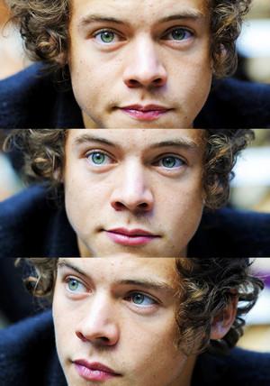 Harry is beautiful