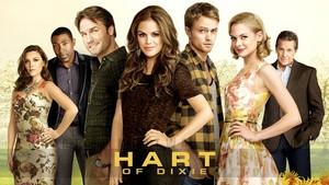 Hart of Dixie group wallpaper