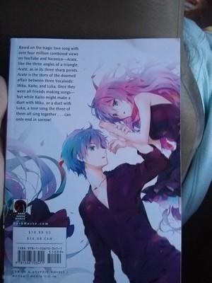 Hatsune Miku manga