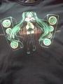 Hatsune Miku T-Shirt - hatsune-miku photo