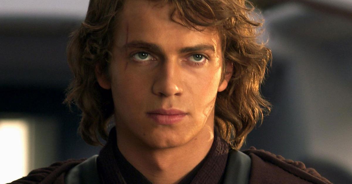 christensen anakin skywalker Hayden