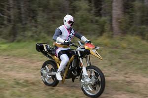 Hayley Morphed As The White Ninja Steel Ranger