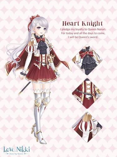 Liebe Nikki - Dress Up Queen Bilder herz Knight HD Hintergrund and ...