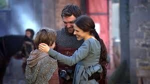 Henry VII  Margaret Beaufort  and Jasper Tudor The White Queen