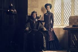 Henry VII and Margaret Beaufort The White Princess