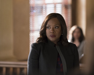 "How to Get Away With Murder ""He's a bad father"" (4x11) promotional picture"