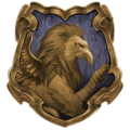 Hybrid House Crest: Gryffinclaw/Ravendor - harry-potter fan art