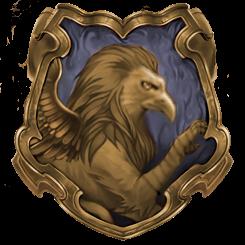 Hybrid House Crest: Gryffinclaw/Ravendor