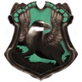 Hybrid House Crest: Ravenpuff/Huffleclaw - harry-potter fan art