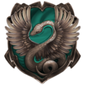 Hybrid House Crest: Slytherclaw/Raverin - harry-potter fan art