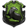 Hybrid House Crest: Slytherpuff/Hufferin - harry-potter fan art