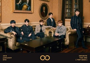 INFINITE announce comeback album 'Top Seed'