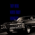 Impala - supernatural fan art