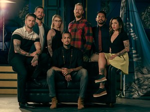 Ink Master: Return of the Masters (Season 10) | Team Anthony