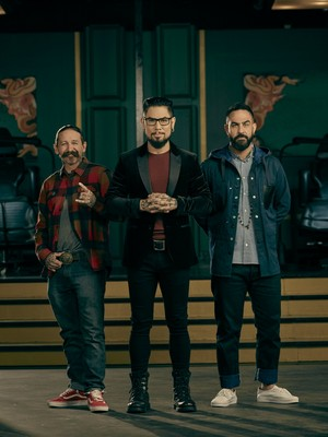 Ink Master: Return of the Masters (Season 10) | The Judges