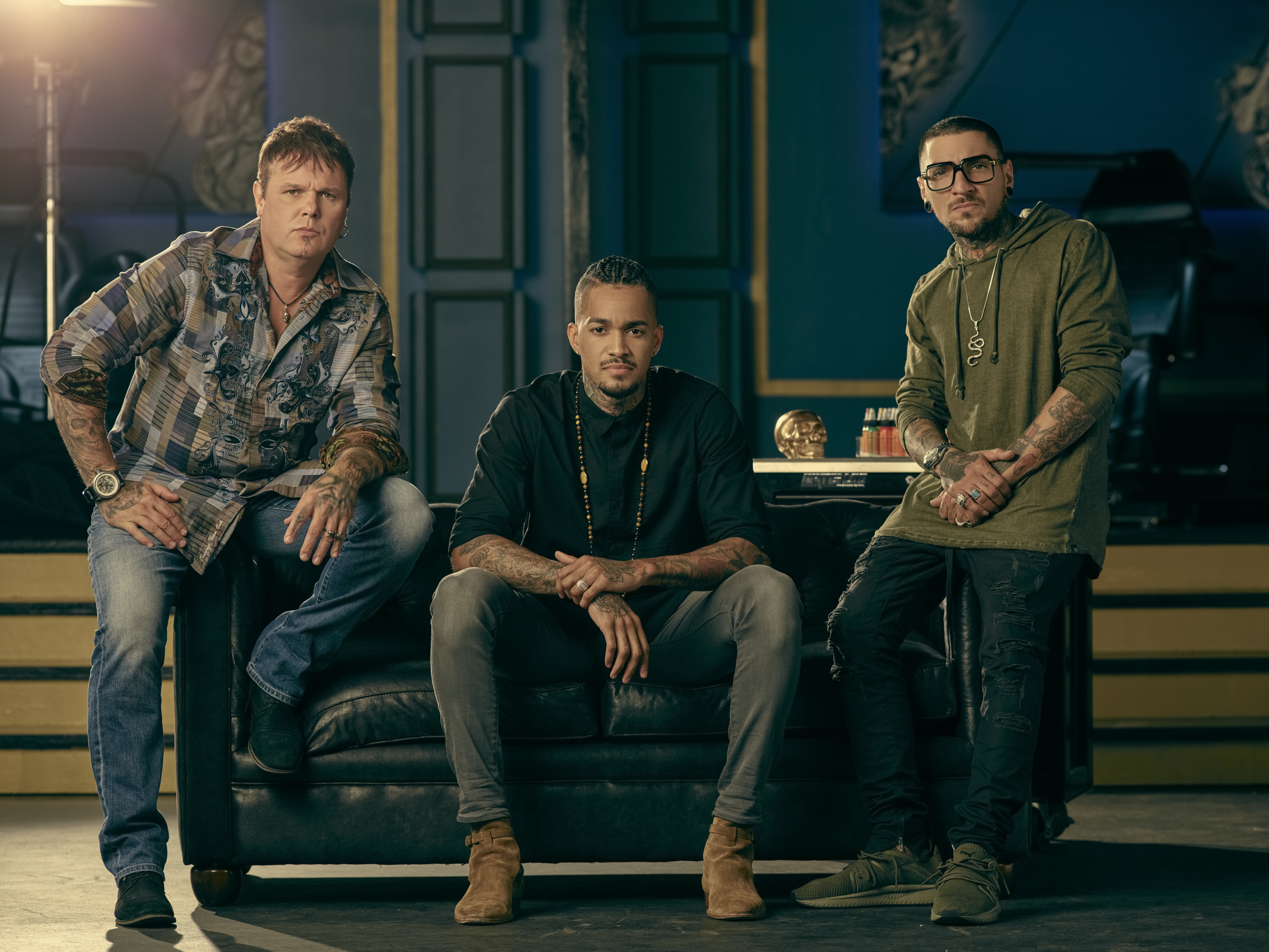 Ink Master: Return of the Masters (Season 10) | The Masters