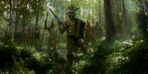 Iroquois Warriors によって Craig Mullins