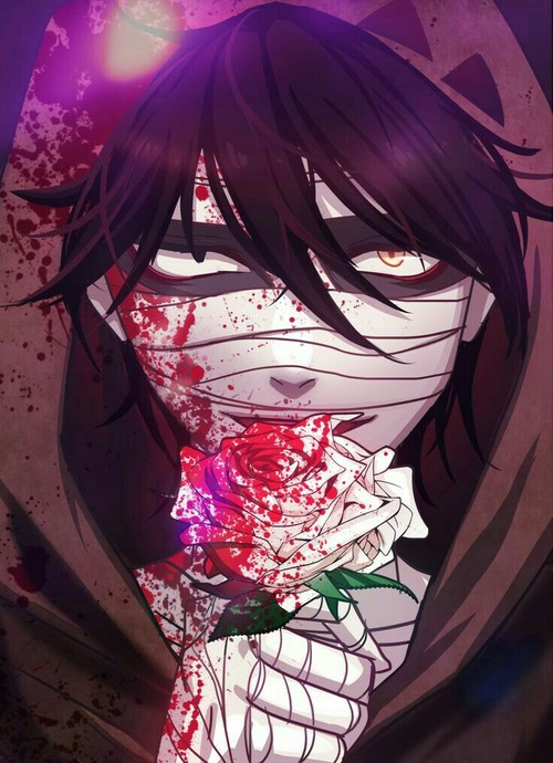 Isaac Foster / Zack | Angels of Death