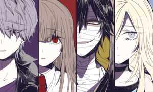 Isaac Foster / Zack, Garry, Ib, and Rachel | 天使 of Death