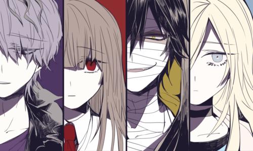Riku114 wallpaper entitled Isaac Foster / Zack, Garry, Ib, and Rachel | anjos of Death