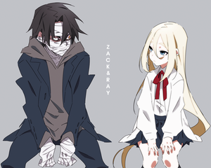 Isaac Foster / Zack and Rachel | Angels of Death