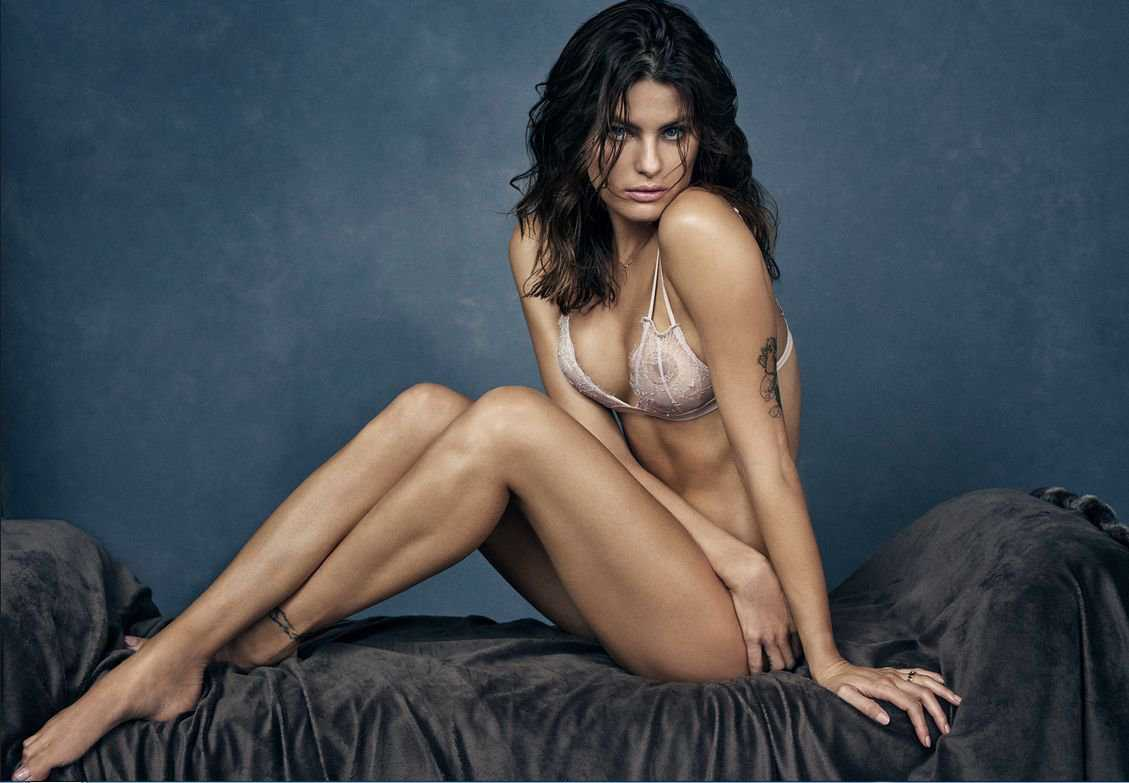 Isabeli Fontana images Isabeli Fontana poses in sexy underwear for GQ  Mexico [January 2018] HD wallpaper and background photos