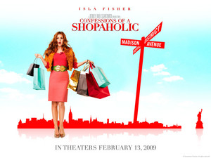 Isla in Confessions of a Shopaholic
