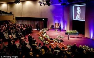 Ivana Smit funeral