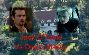 Jack O'Toole Vs Draco Malfoy