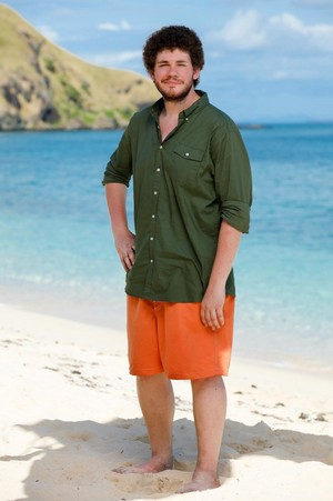 Jacob Derwin (Ghost Island)