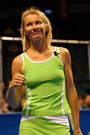 Jana Novotná ( 2 October 1968 – 19 November 2017)