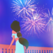 Jasmine - Fireworks - disney-princess icon