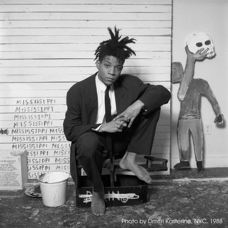 Jean-Michel Basquiat ( December 22, 1960 – August 12, 1988)
