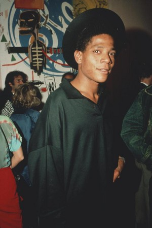 Jean-Michel Basquiat ( December 22, 1960 – August 12, 1988)