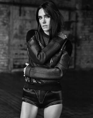 Jennifer Connelly for Grazia Magazine [December 2015]