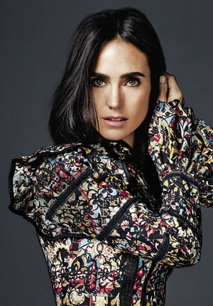 Jennifer Connelly for Grazia Magazine [December 2015]