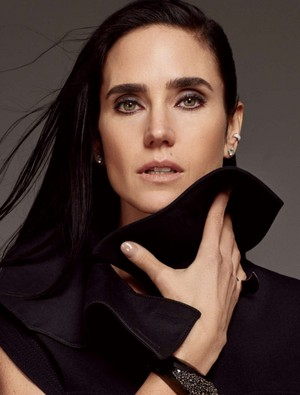Jennifer Connelly for Harper's Bazaar Russia [March 2017]
