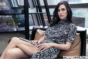 Jennifer Connelly for Town & Country Magazine