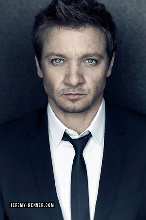Jeremy Renner - Capitol File Photoshoot - 2014