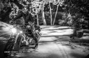 Jeremy Renner - Legend Photoshoot - 2016